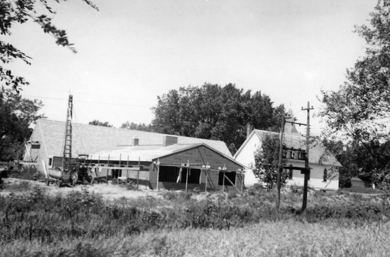 ARC003.  Back of United Methodist Church – Arthur – Aug 1953.jpg