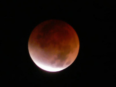 Lunar Eclipse  August28,2007