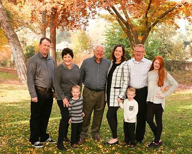 Scott Family 2017