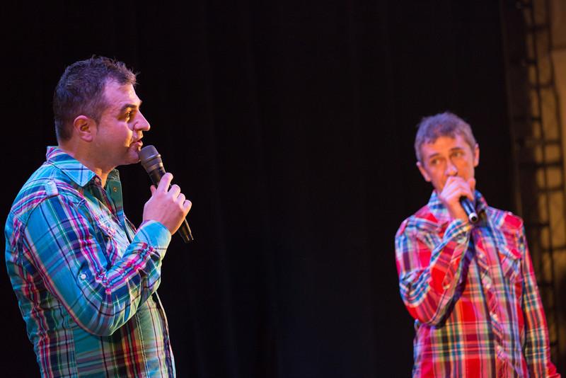 Concert Bertici fiverek