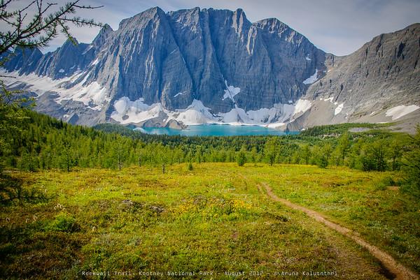 Rockwall Trail - Kootenay National Park