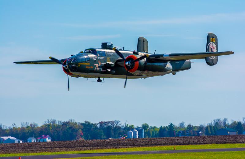 "B-25 Mitchell ""Show Me"""