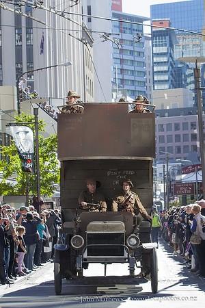 20150424 ANZAC 100 yrs parade - Wellington _MG_9942 a
