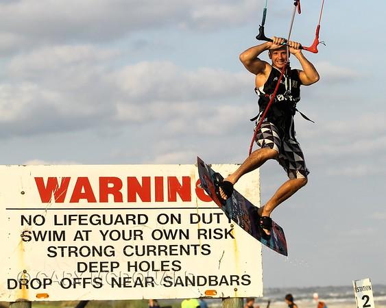 kitesurfing 28.5 SI South Carolina