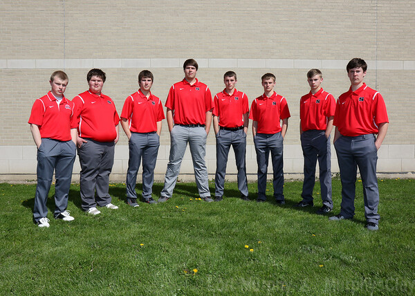 SN Boys Golf Team 2016