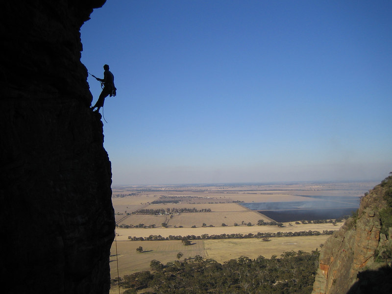 Adam on top of the Fortress (26) Arapiles