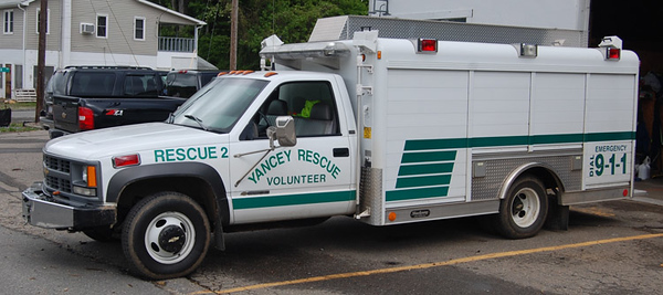 Yancey County Rescue Squad