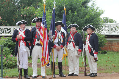 July 4, 2013 Ceremony at Monticello