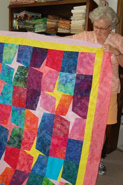 Quilting Tradition Binds Sisters