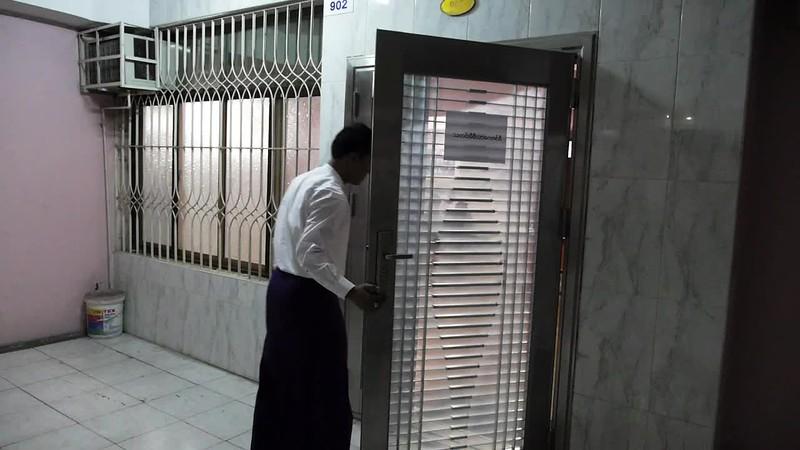 ERICSSON Connecting Myanmar