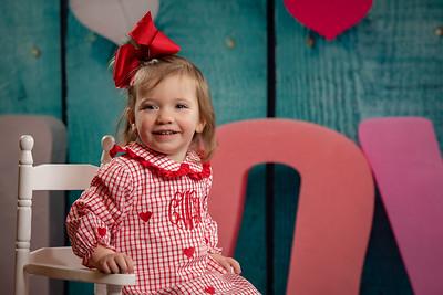 Cora Valentine Mini
