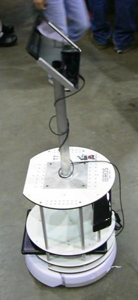 Roomba vacuum Robot