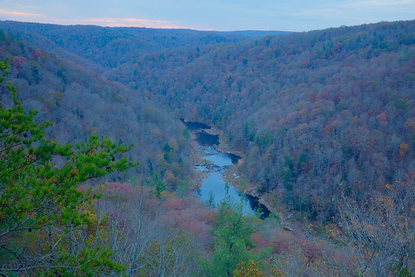 Pickett State Park/ Big South Fork
