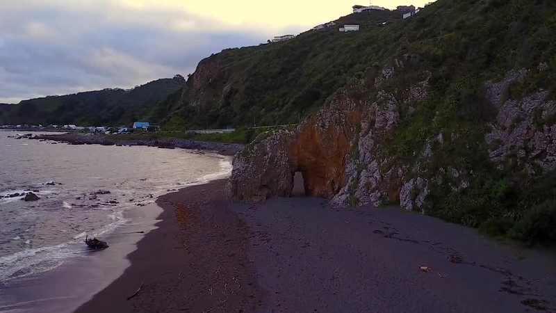 Breakers Bay - Wellington - New Zealand.mp4