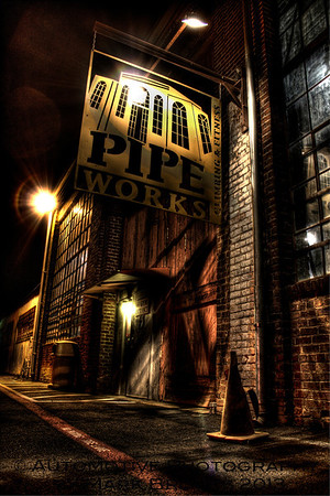 Pipeworks Gym and Rock Climbing