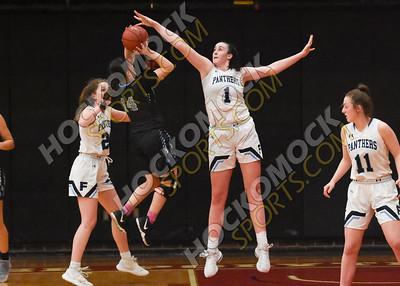 Franklin - Holy Name Girls Basketball 3-3-20