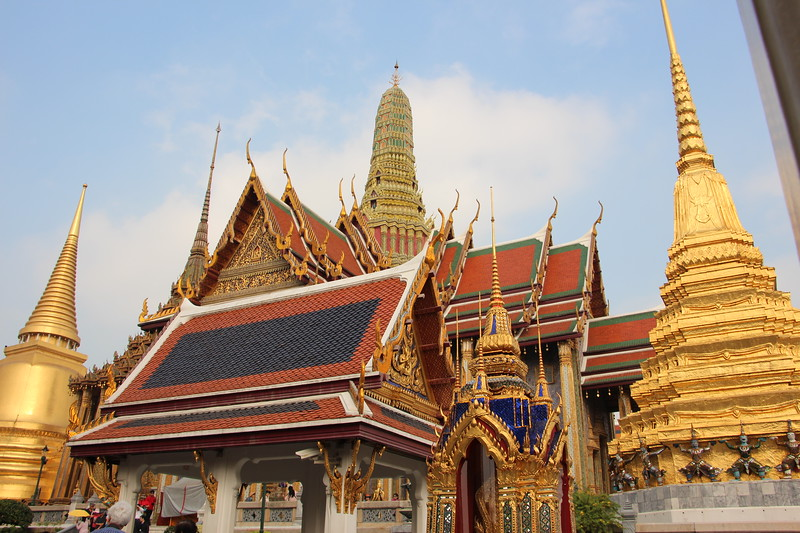 Thailand Grand Palace (1)