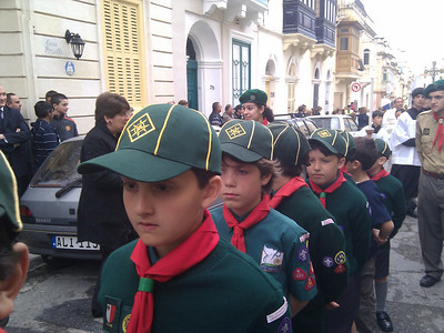 Duluri Procession - Friday 15th April 2011
