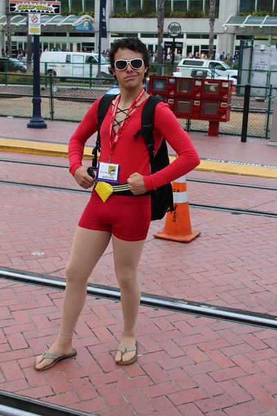 San Diego Comic-Con 2011 - Friday