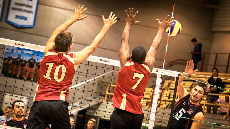 2012 R&O Volley Team Canada