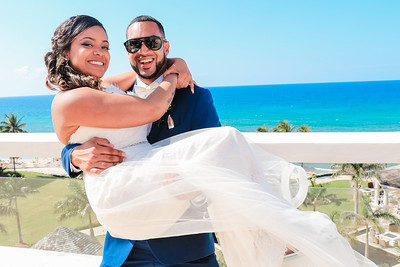 Adrianna & Kevin - Jamaica