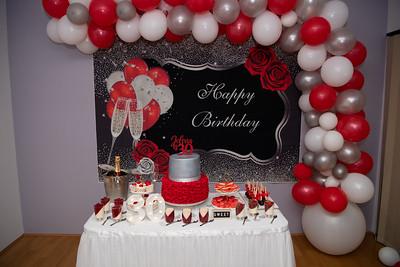 Jelena's 30th
