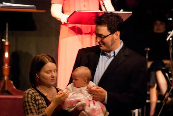 PCBC Parent Dedication 2012