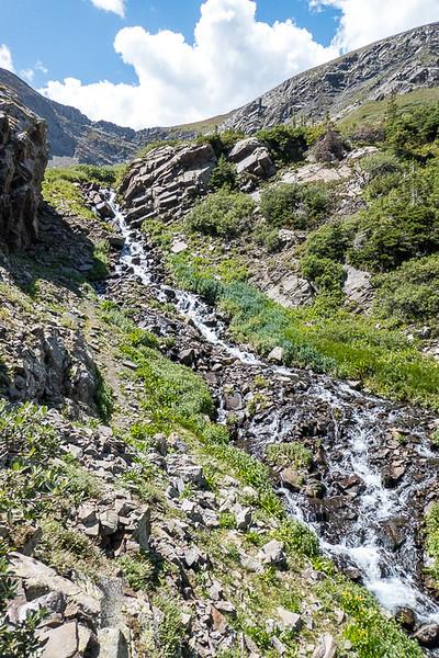 Waterfall and cascade again