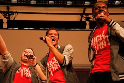 2015 Buck That! Five Year Celebration Concert
