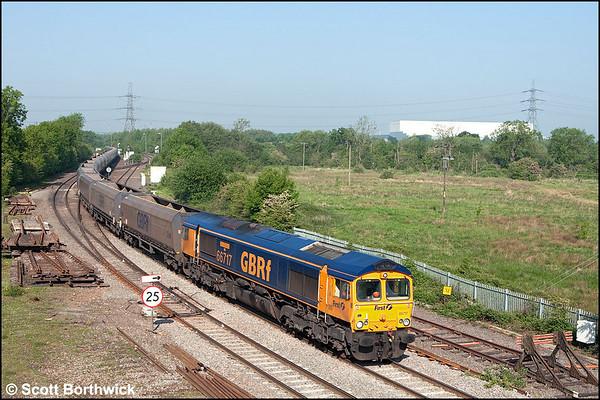 Class 66: GBRF