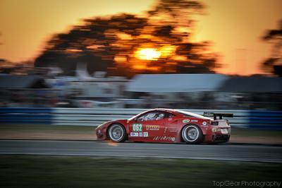 12 Hours of Sebring 2011