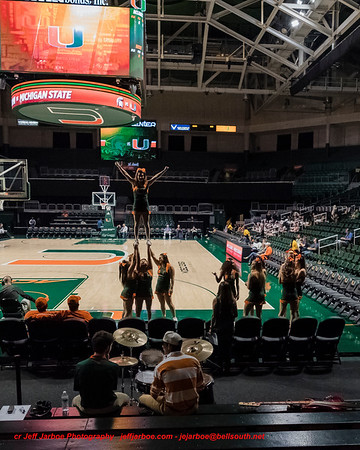 UM Band @ Basketball 2018