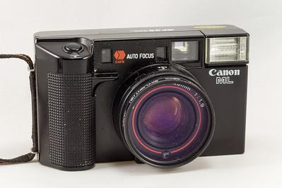Canon ML, 1981