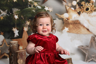 Holly's Christmas Mini Session
