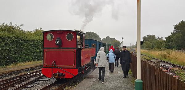 Welsh Highland Heritage August 2018
