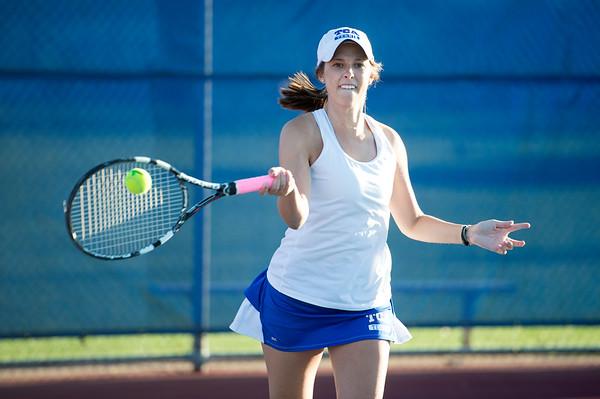 2017-03-07 TCA-Addison - Parish Varsity Tennis