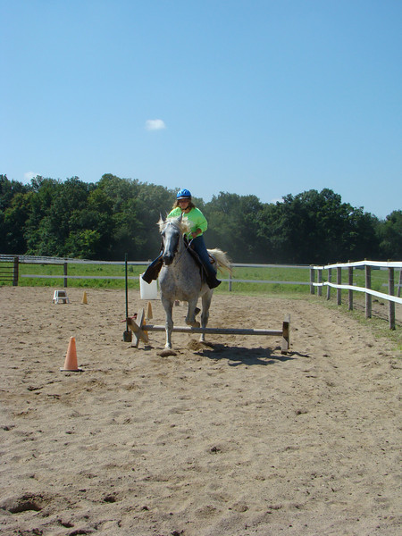 Thursday Equestrians