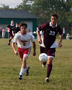 HR vs Wyoming Valley West 09/06/07