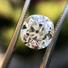 3.07ct Antique Cushion Cut Diamond GIA M VS2 15