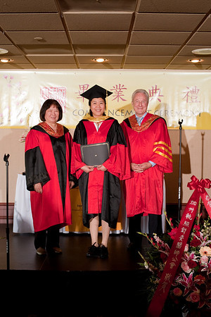 Graduation - SJ Country Club Mar 2010 - Diplomas