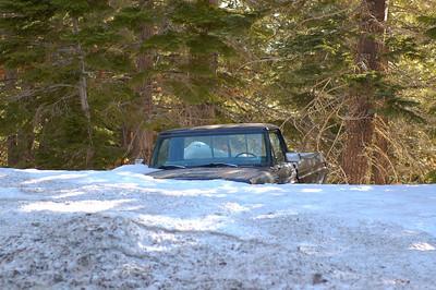 White Mountain - June Lake 03-21-2008