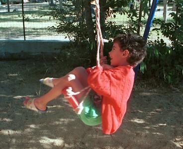 1998 - vacanze in Sardegna