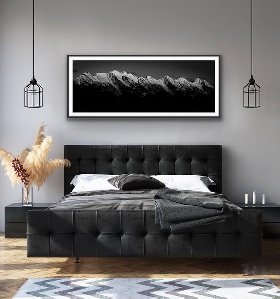 'Steeples' Fine Art Print Framed/Unframed