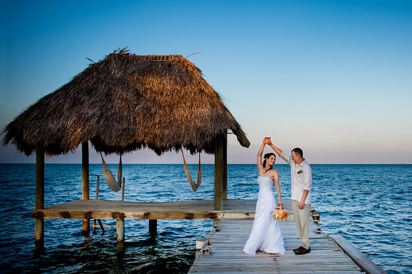 Renee & Jeff - Wedding - Belize - 9th of November 2017