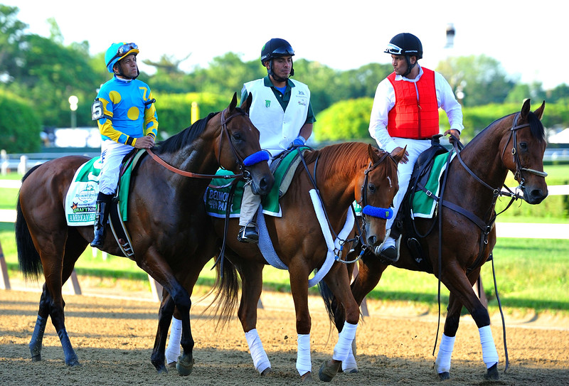 Belmont Stakes Race 2015