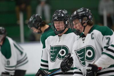 1/28/16 Park Boys Hockey vs. Roseville