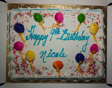 Nicole Birthday 2009