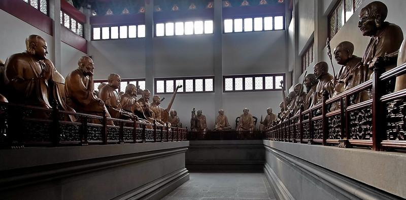 Temple Ling Yin Si