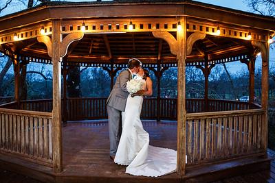 Andrea and Dan's wedding