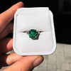 3.08ct Vintage Emerald Solitaire, by Tiffany & Co 17